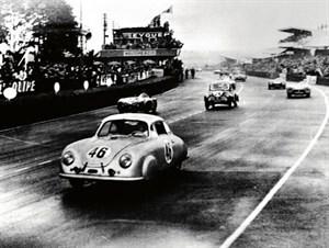 60 years of Porsche