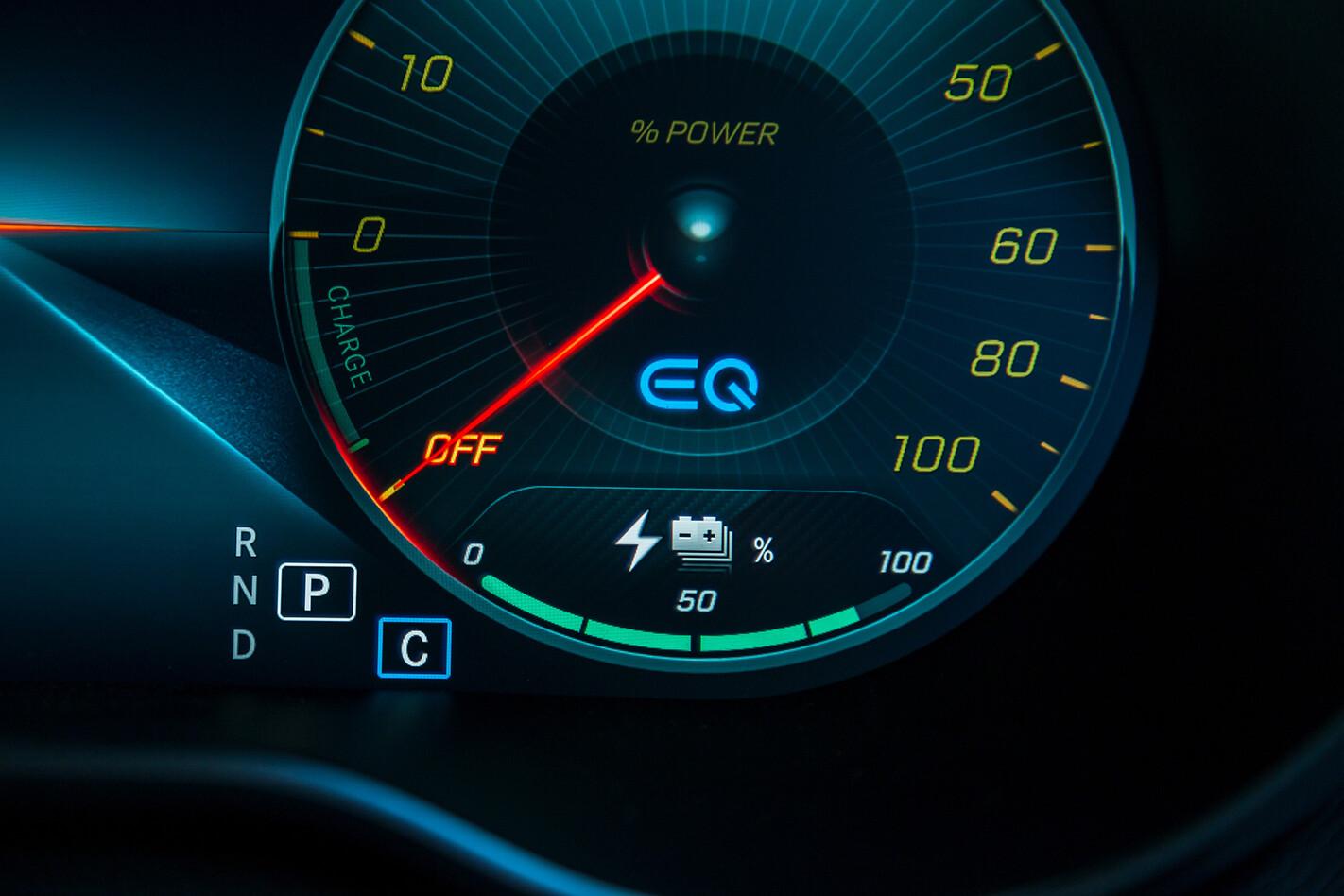 GLC 300e speedo