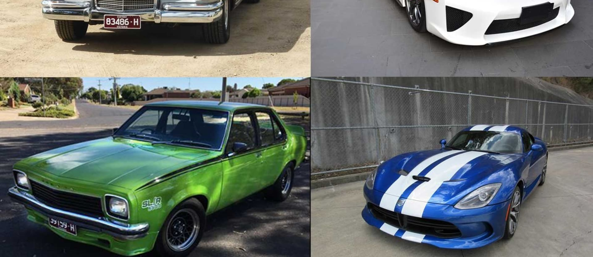 Used V8s and V10s galore Classifieds of the Week feature