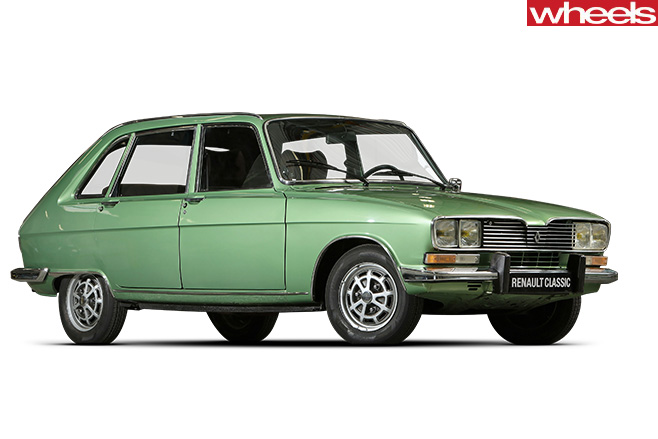 Renault -16-classic -side