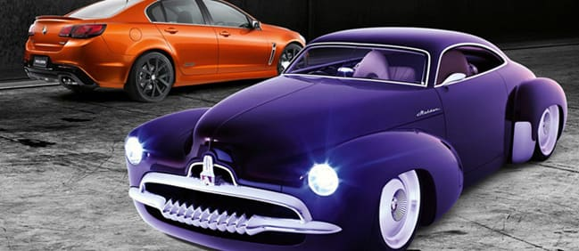 wheels magazine, competition, top gear festival, ride, win, drive, Ride in, Holden,  EFIJY, SS V, VF, 2013
