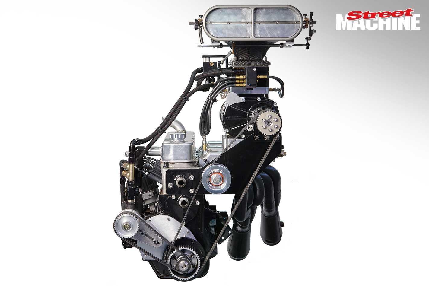 Holden 186 Supercharged Engine 8 Nw