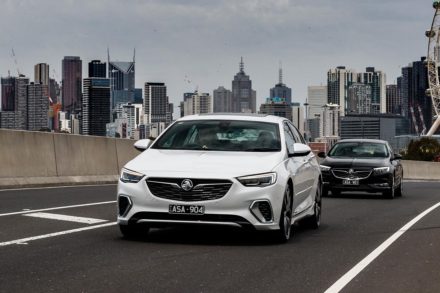 2018 Holden Commodore Melbourne