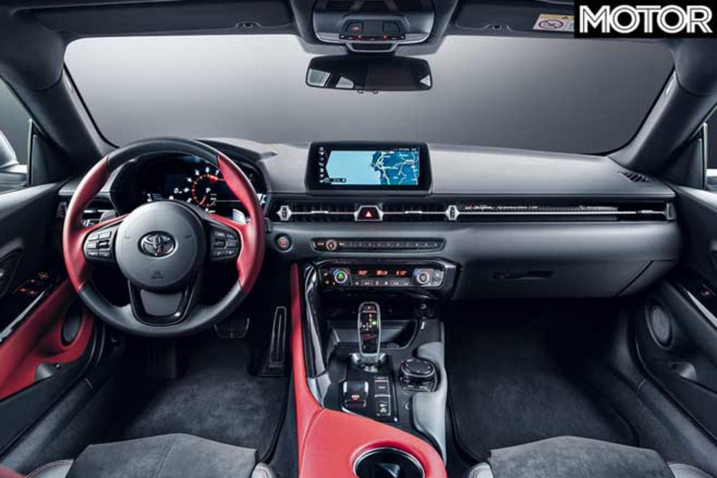 Toyota 2 Litre Supra Interior Jpg