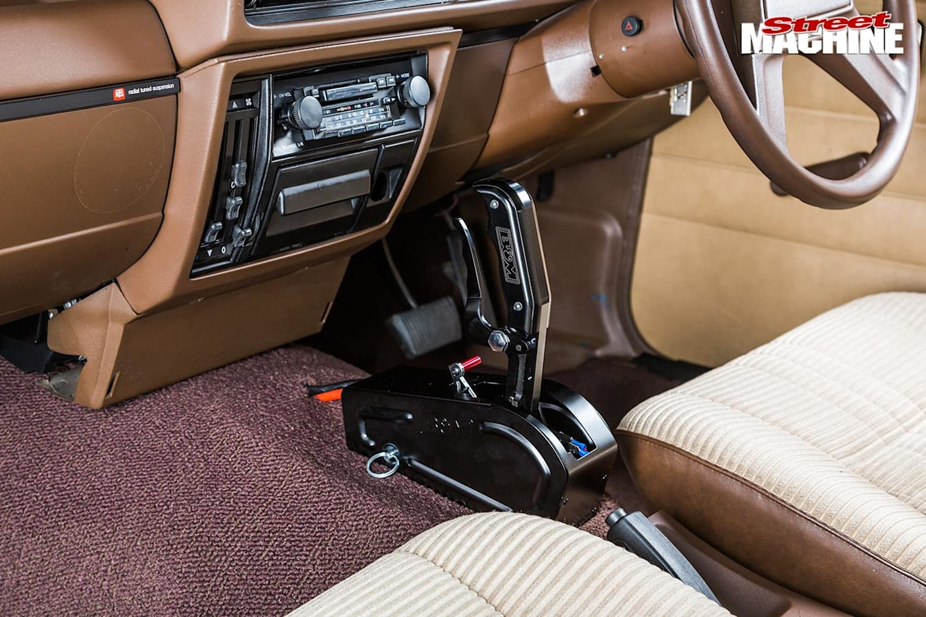 Holden VH Commodore wagon shifter