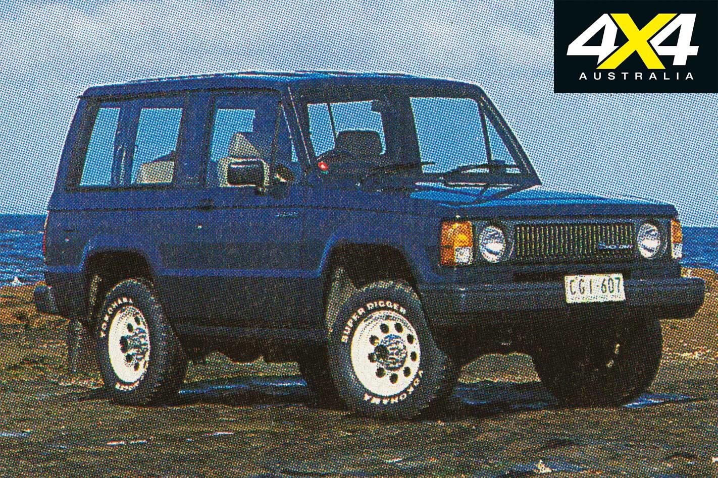 1985 Holden Jackaroo Jpg