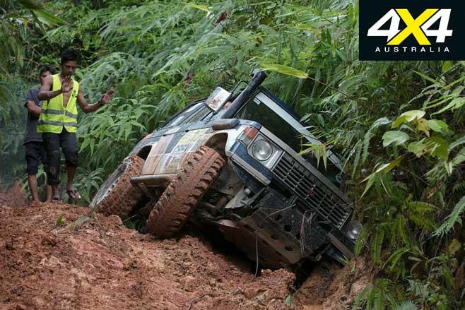 Rainforest Challenge Adventure Tour 2019 4 X 4 Recovery Jpg