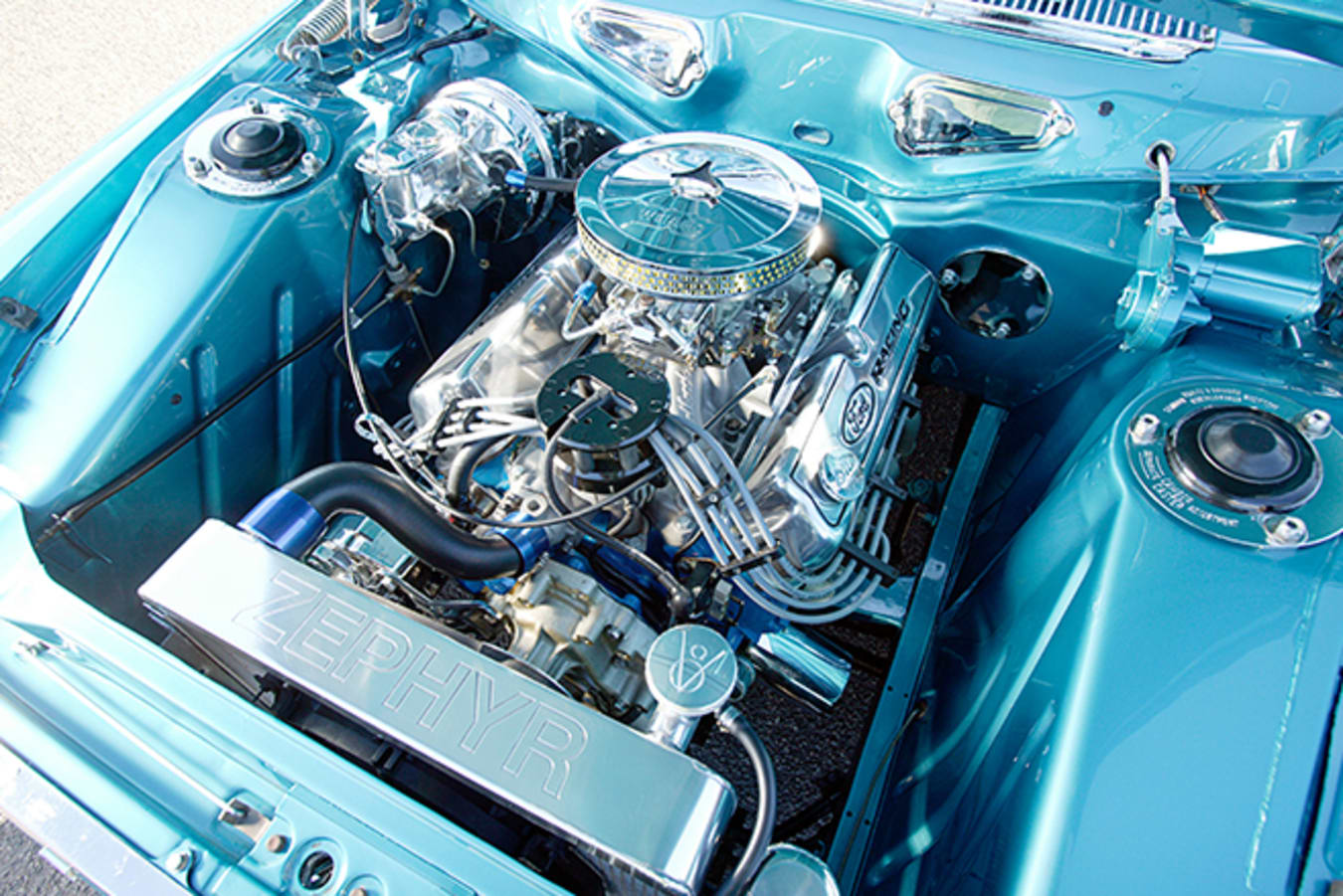 Ford small-block engine