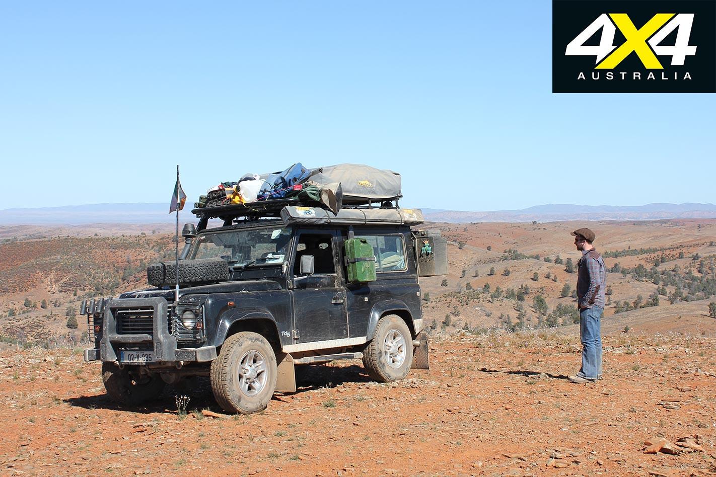 Flinders Ranges 4 X 4 Aus Jan 2018 Jpg