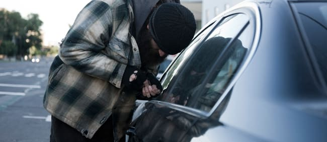 How to outsmart car thieves