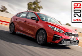 Bang For Your Bucks 2019 Kia Cerato GT track review