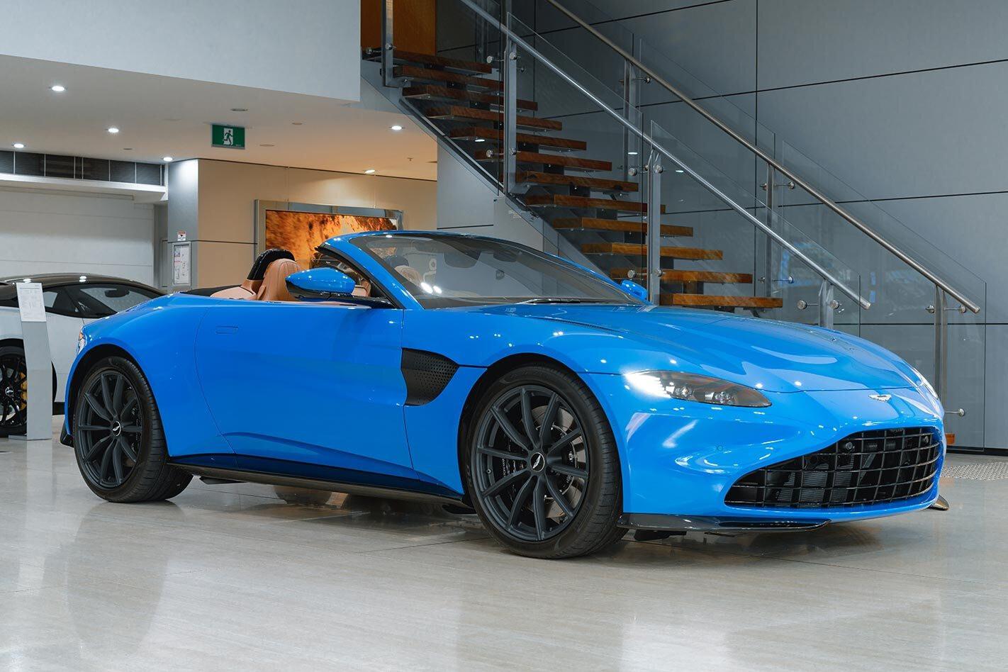 Aston Martin Vantage Roadster Jpg