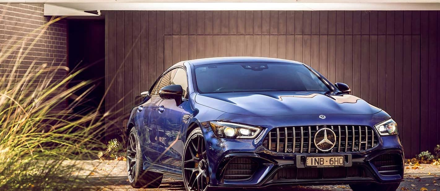 2019 Mercedes-AMG GT63 S performance testing