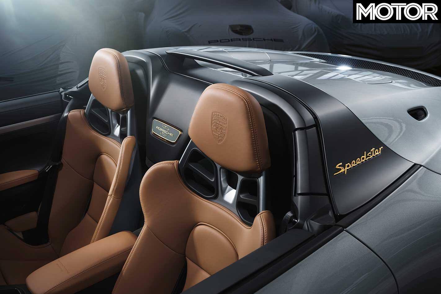 2019 Porsche 911 Speedster Double Bubble Rear Deck Jpg