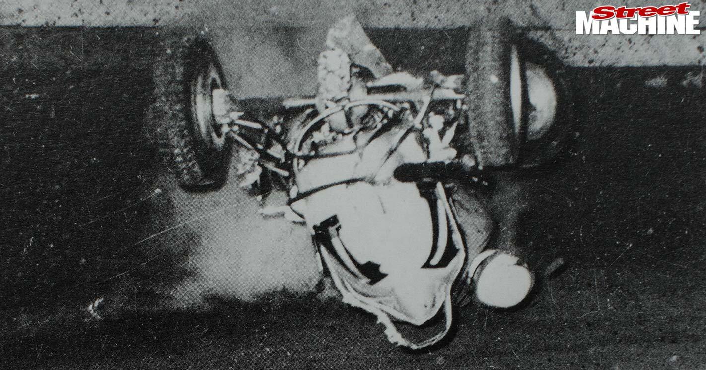 midget speedway racer
