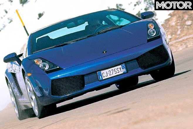 Lamborghini Gallardo Drive Jpg