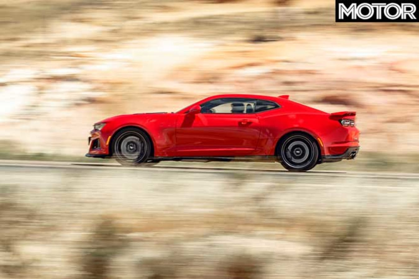 Performance Car Of The Year 2020 Road Course Chevrolet Camaro ZL 1 Review Jpg