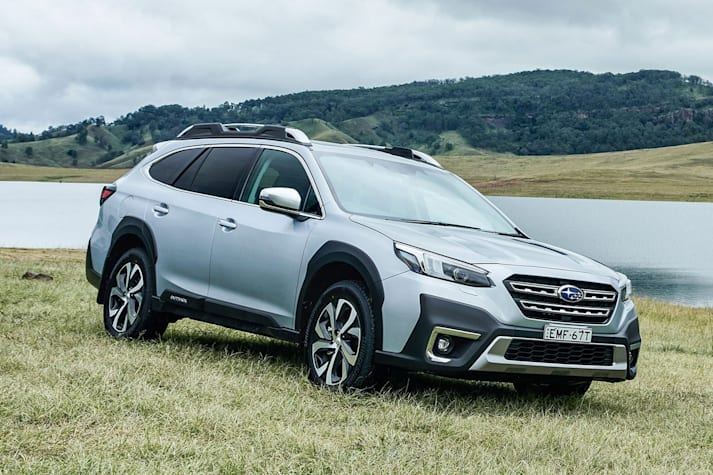 2021 Subaru Outback Touring review