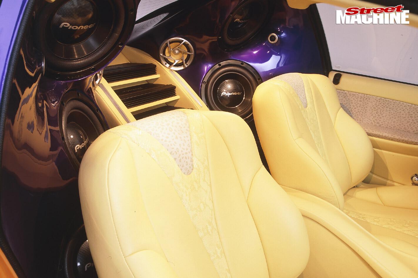 FAT GTO interior