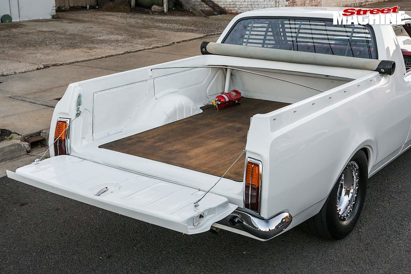 Holden HT ute tray