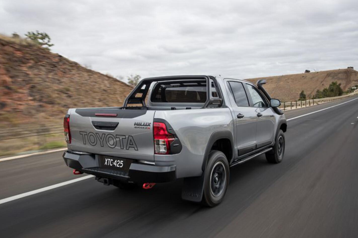 Toyota Hilix