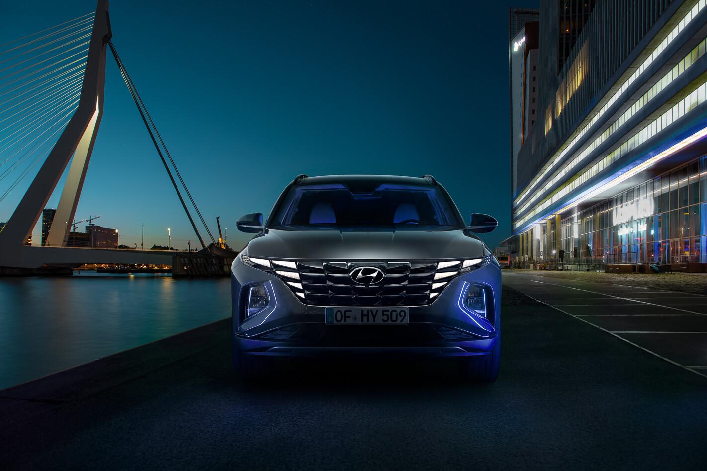 All New Hyundai Tucson SWB 06 Jpg
