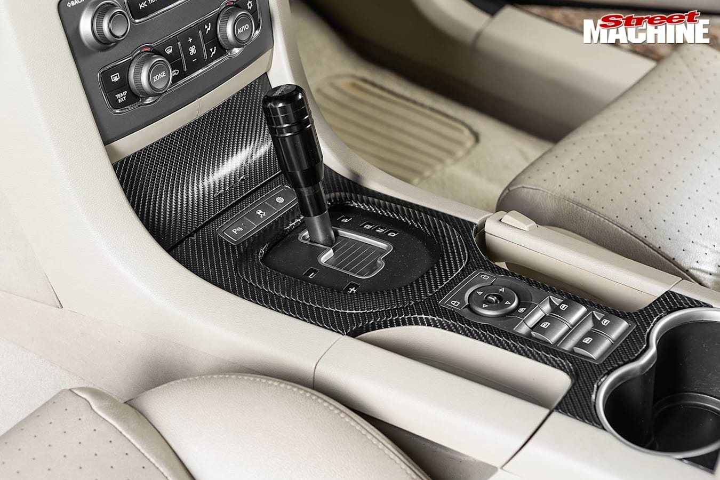 Holden VE Calais console
