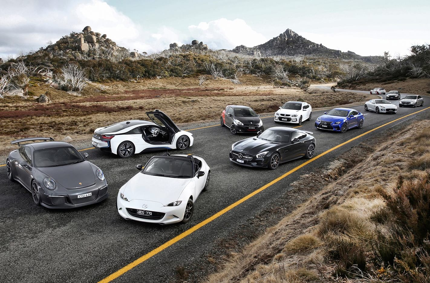 Performance Car of the Year 2016
