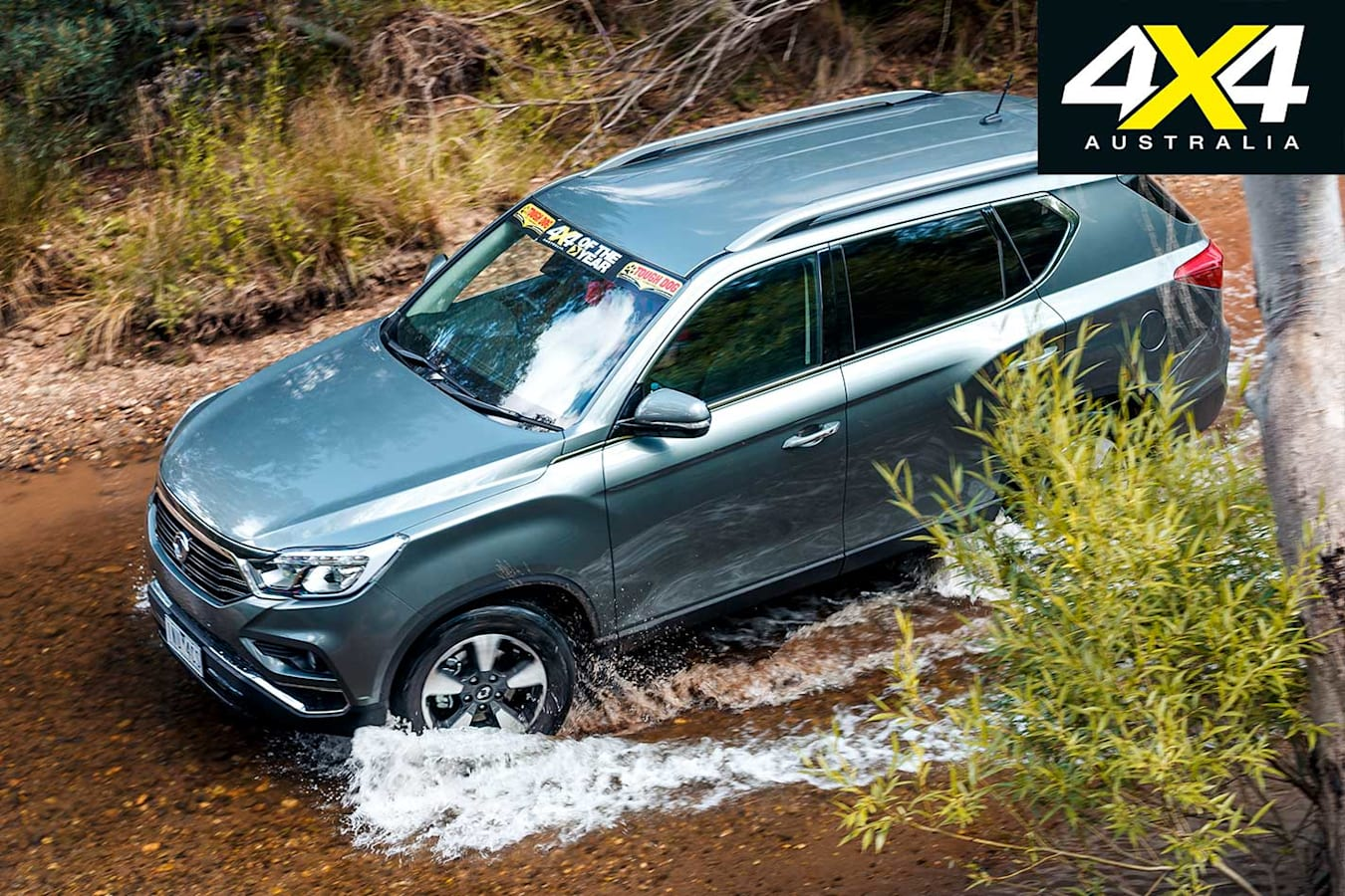 4 X 4 Of The Year 2019 Ssang Yong Rexton ELX Top Jpg