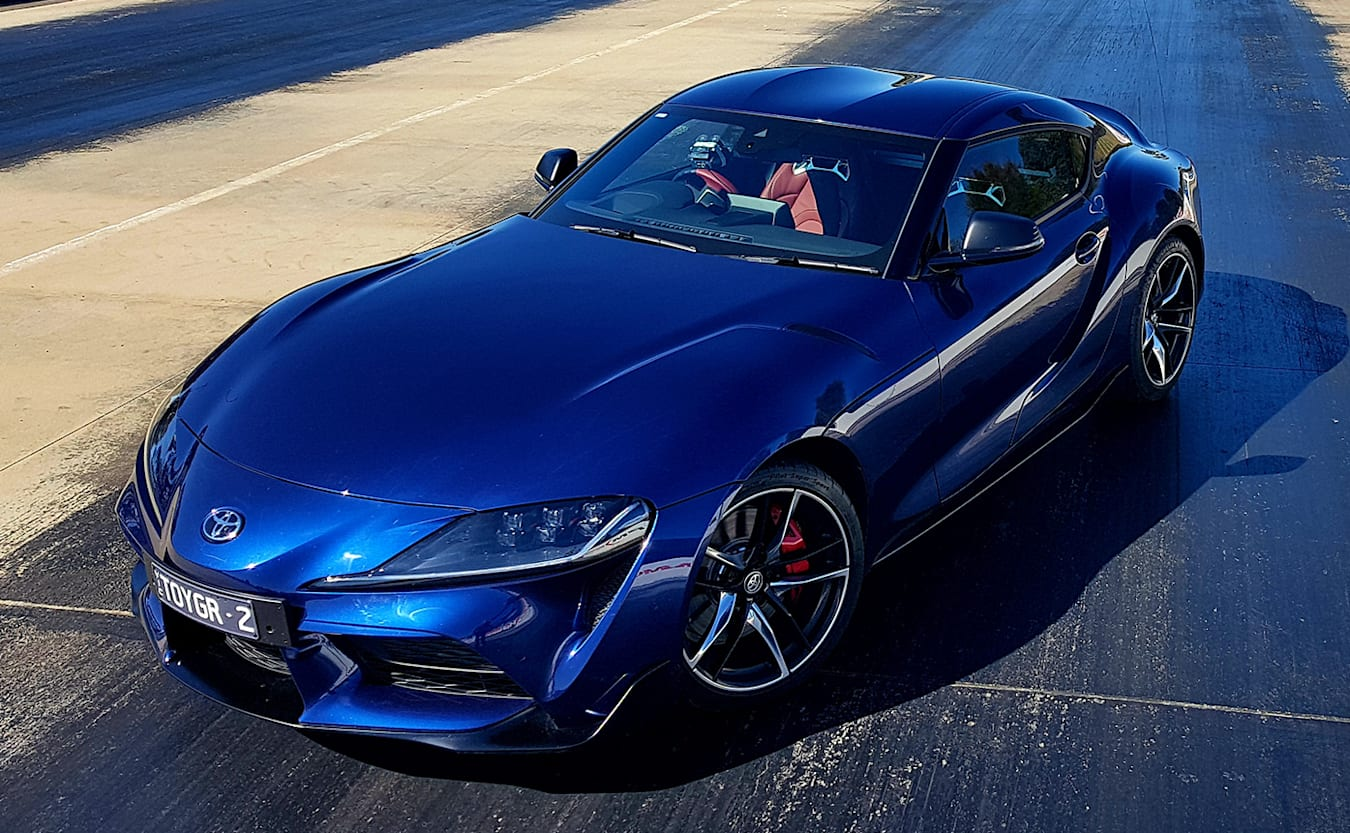 We put the Toyota Supra's performance claims to the test