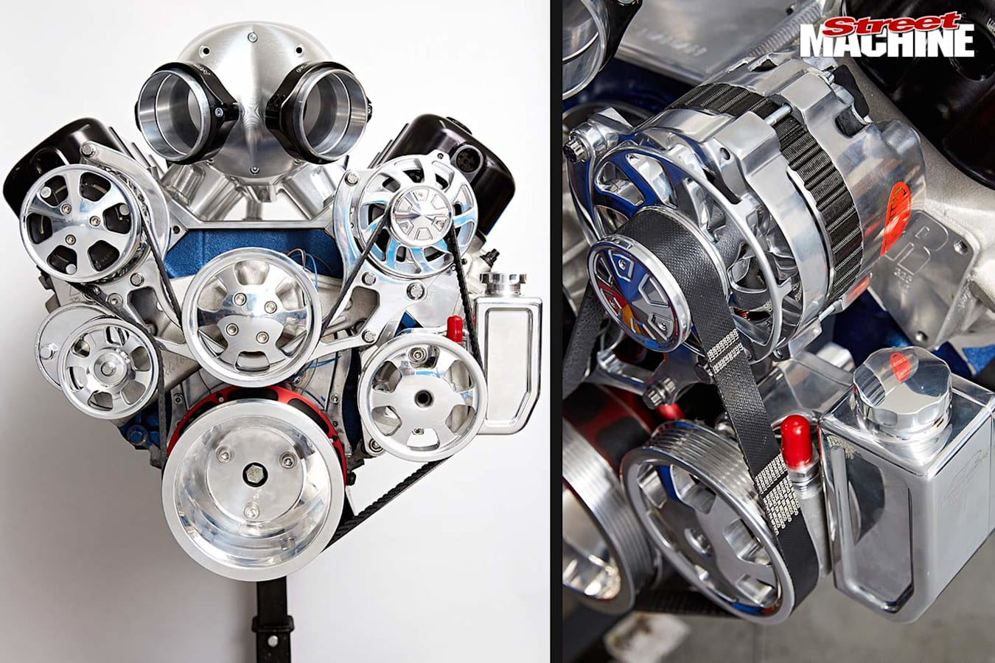 chev engine