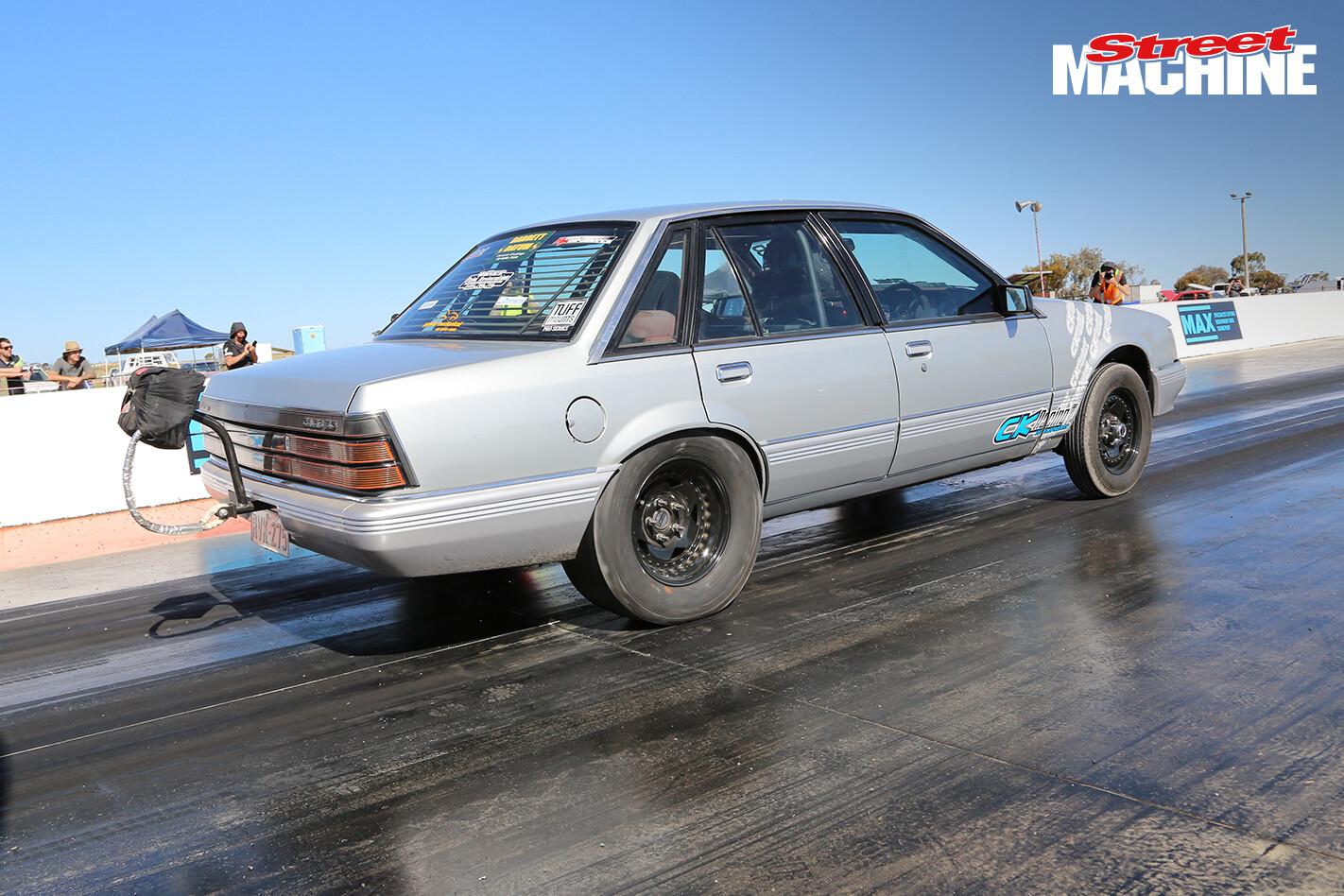 VK Commodore Turbo LS 2