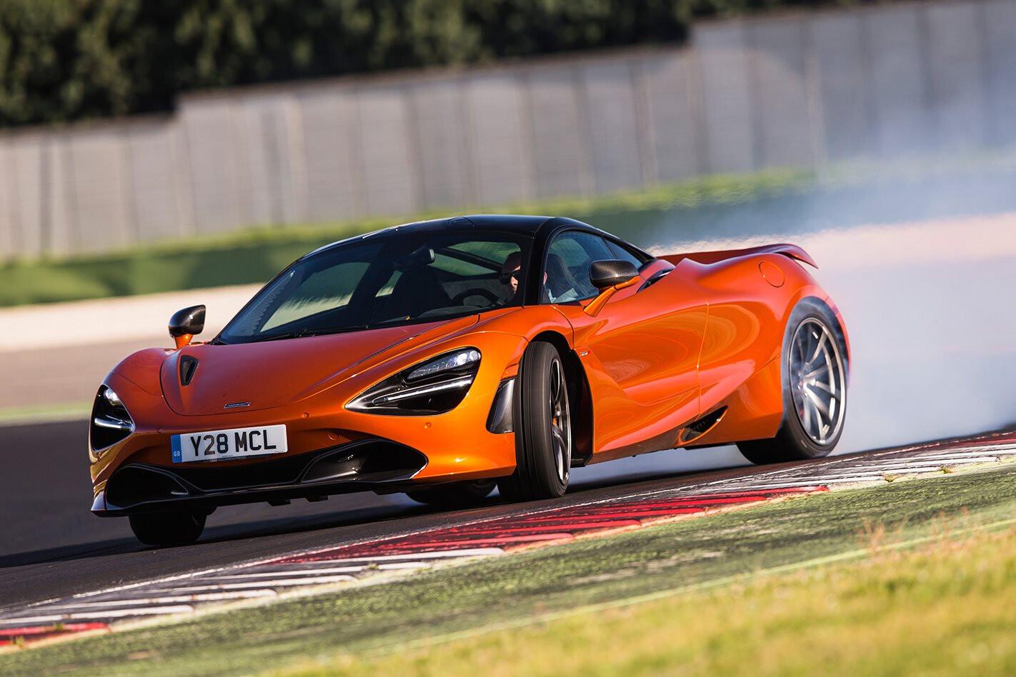 2017 McLaren 720S review