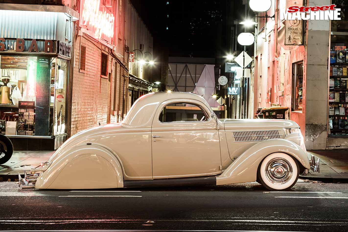 Ford three window coupe