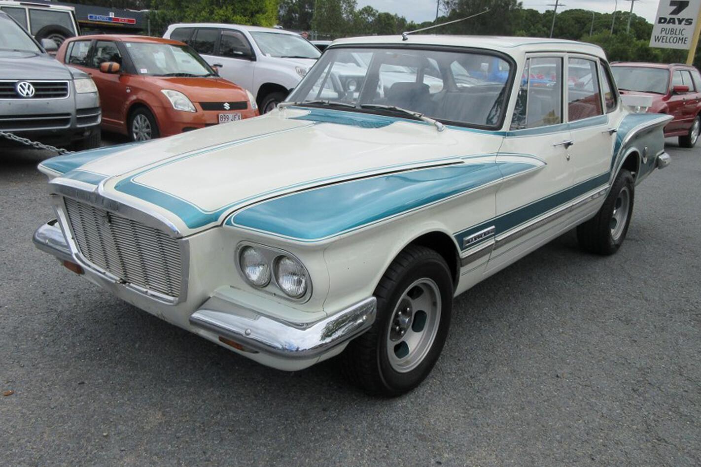 Chrysler Valiant R Series