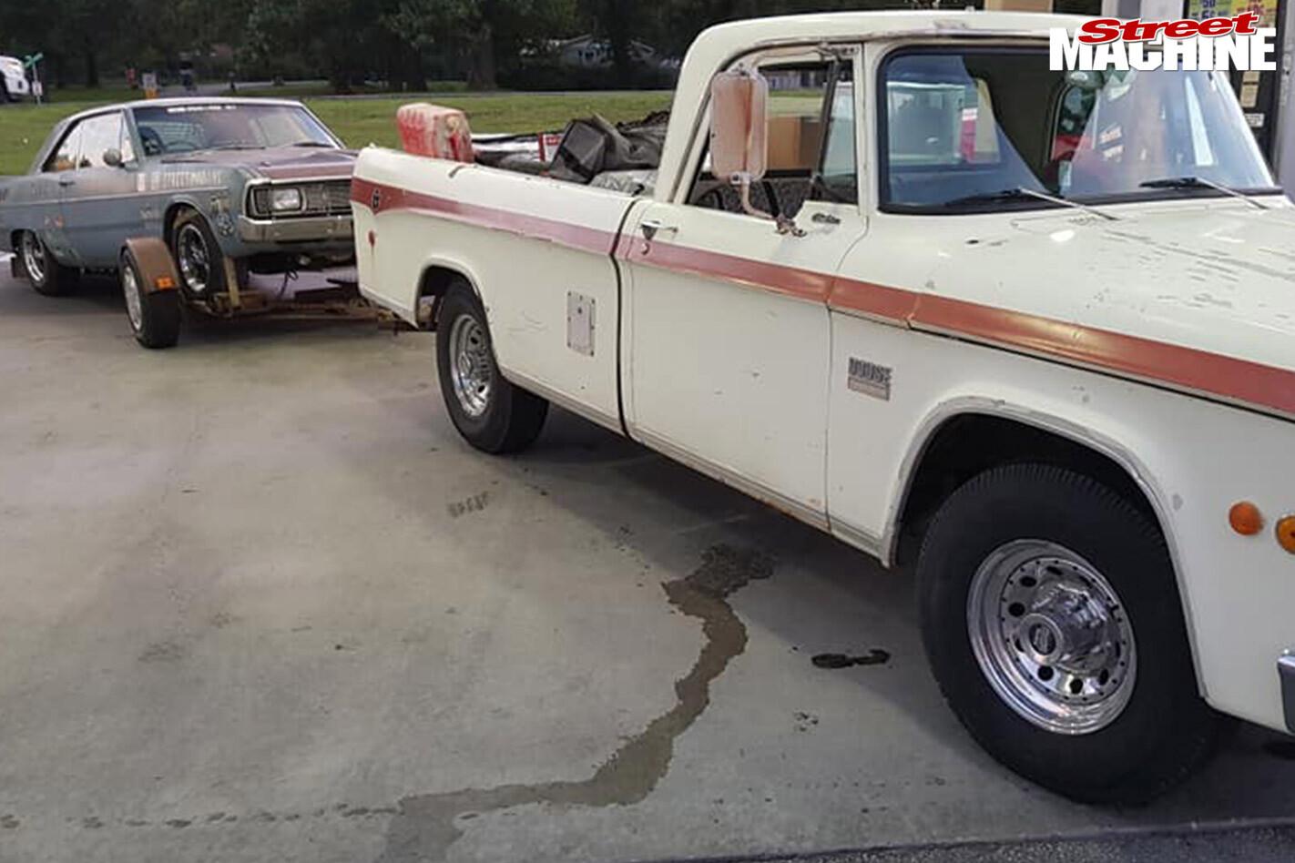Arby truck