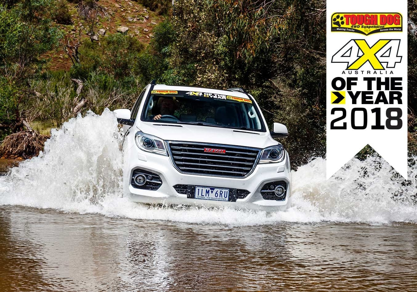 4x4 of The Year 2018 6 Haval H9 Ultra feature