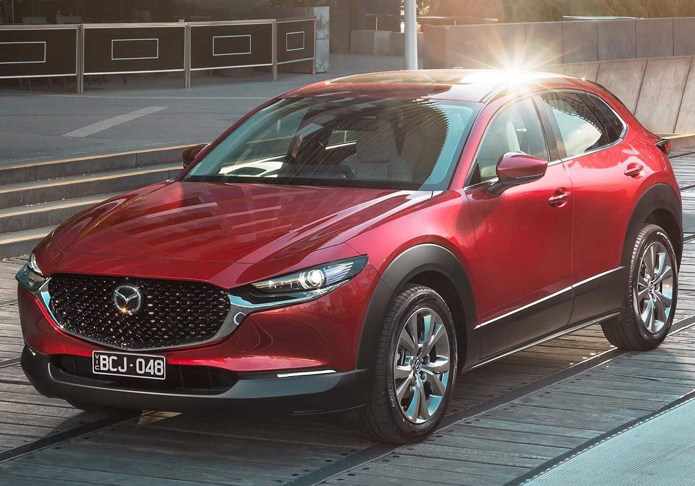 2020 Mazda CX-30 Australian details, price and gallery
