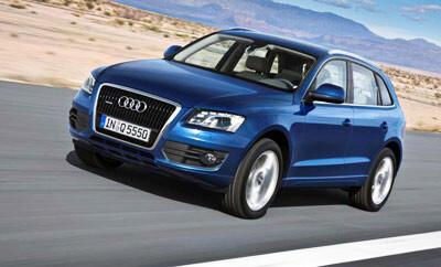 2009 Melbourne Show - Audi Q5