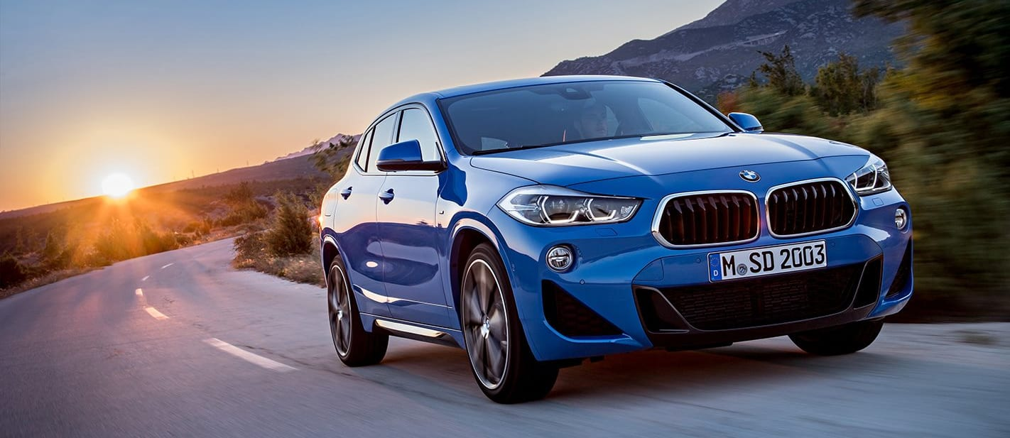 2018 BMW X2 pricing and features