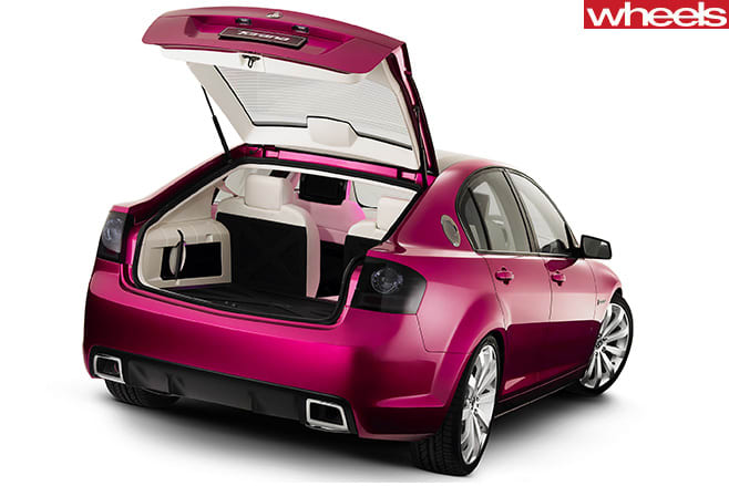 Holden -Torana -hatchback -concept