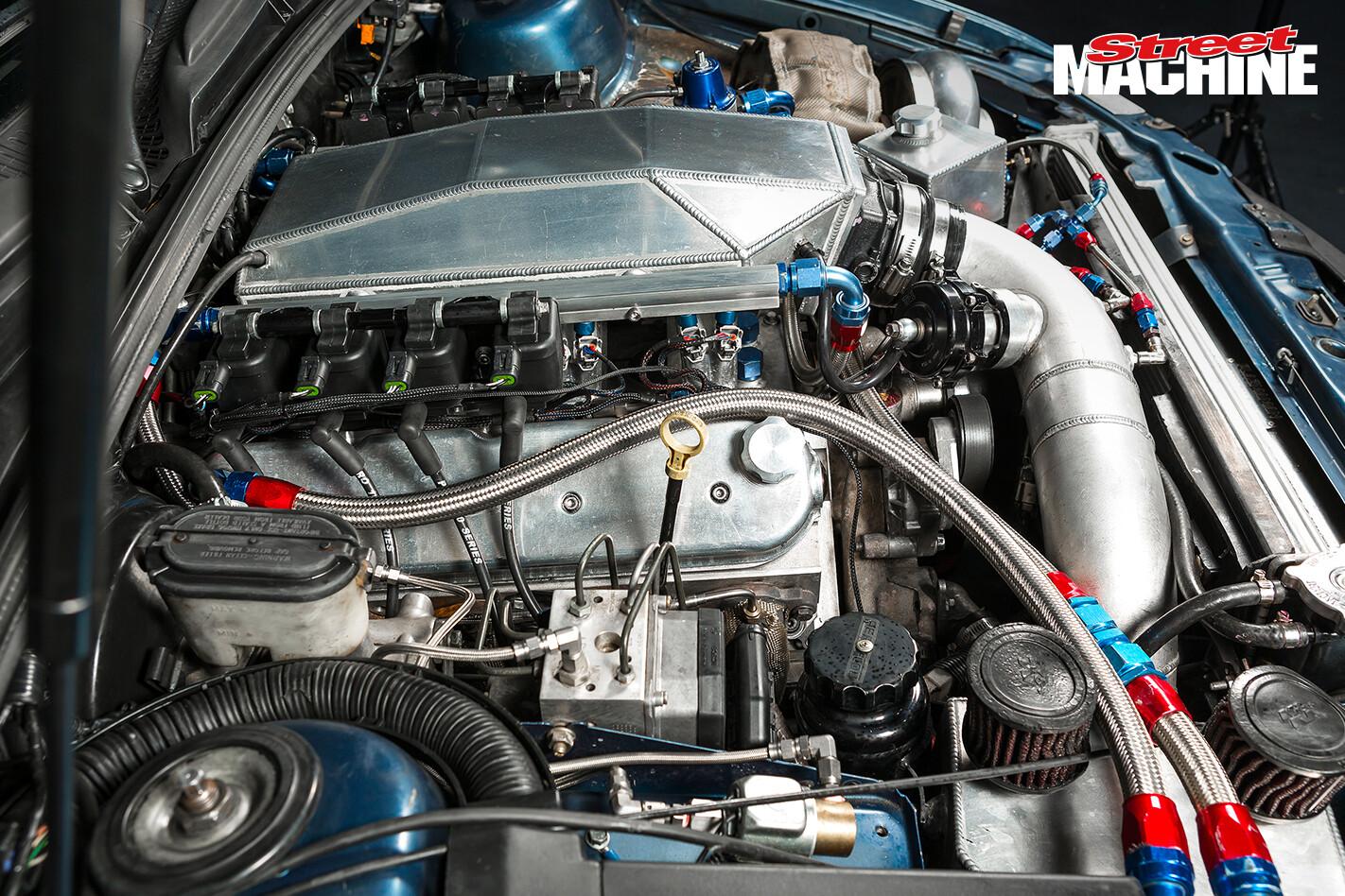 Holden VX Berlina Wagon LS Turbo Engine 1 Nw Jpg