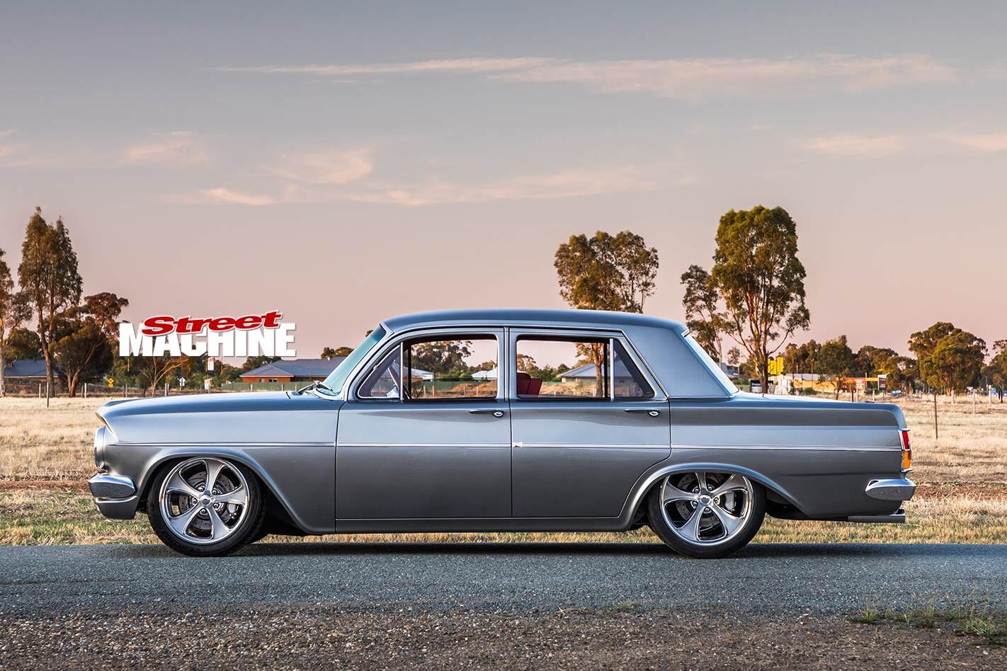 Holden EH side