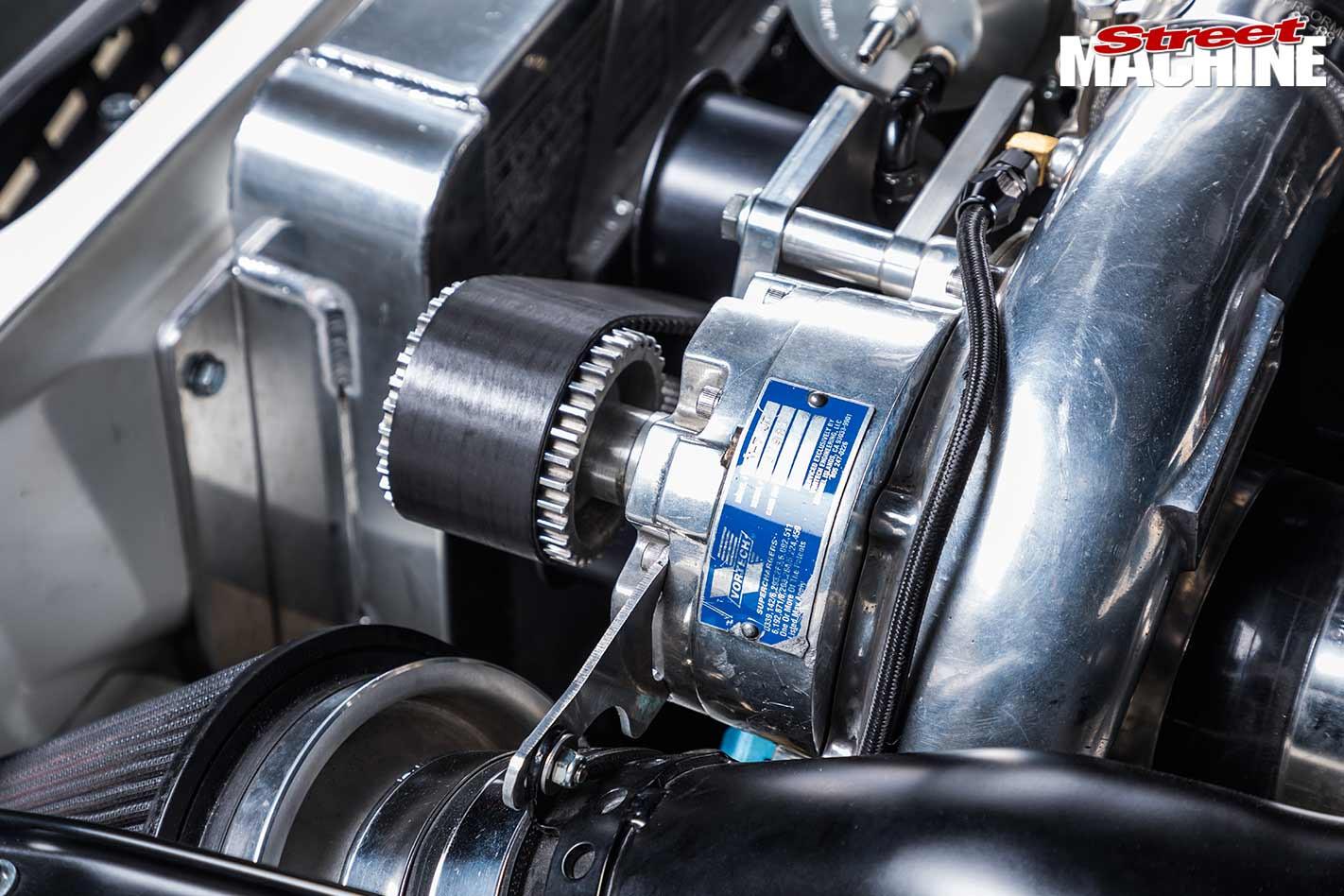 Holden Torana LX engine