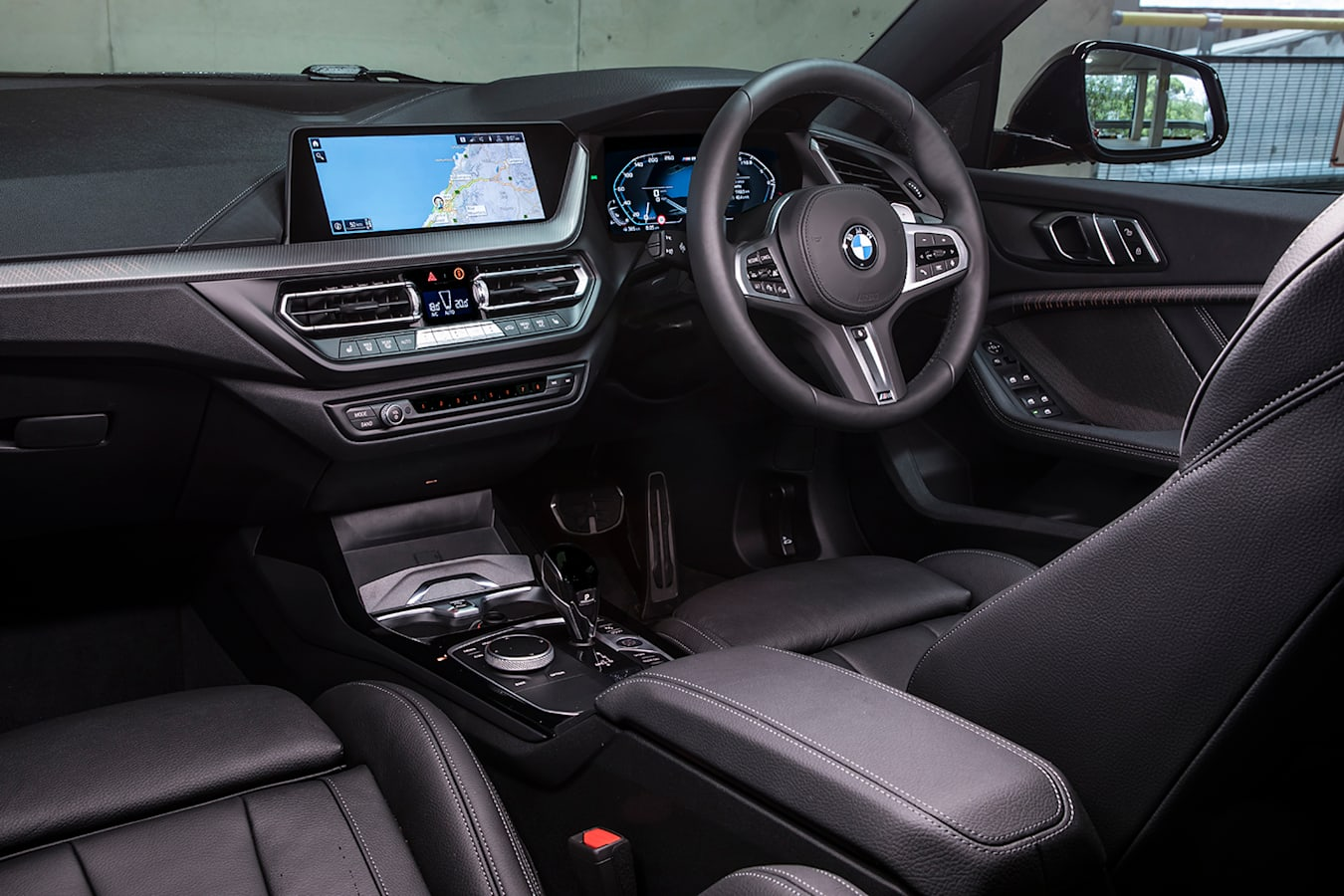 BMW 2 Series Gran Coupe infotainment