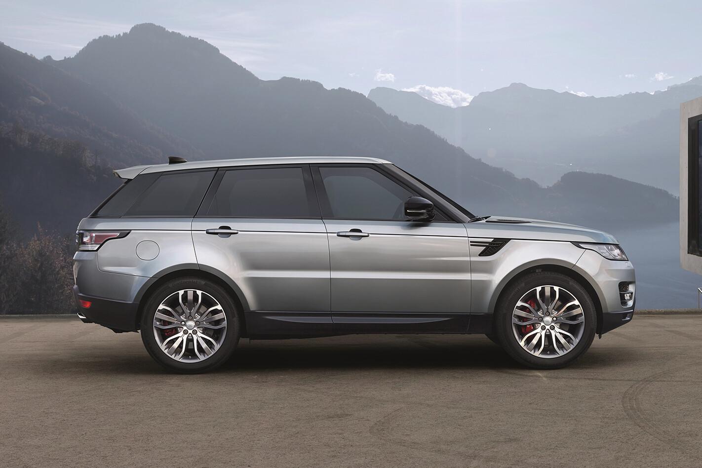 2017 Range Rover Sport Side Jpg