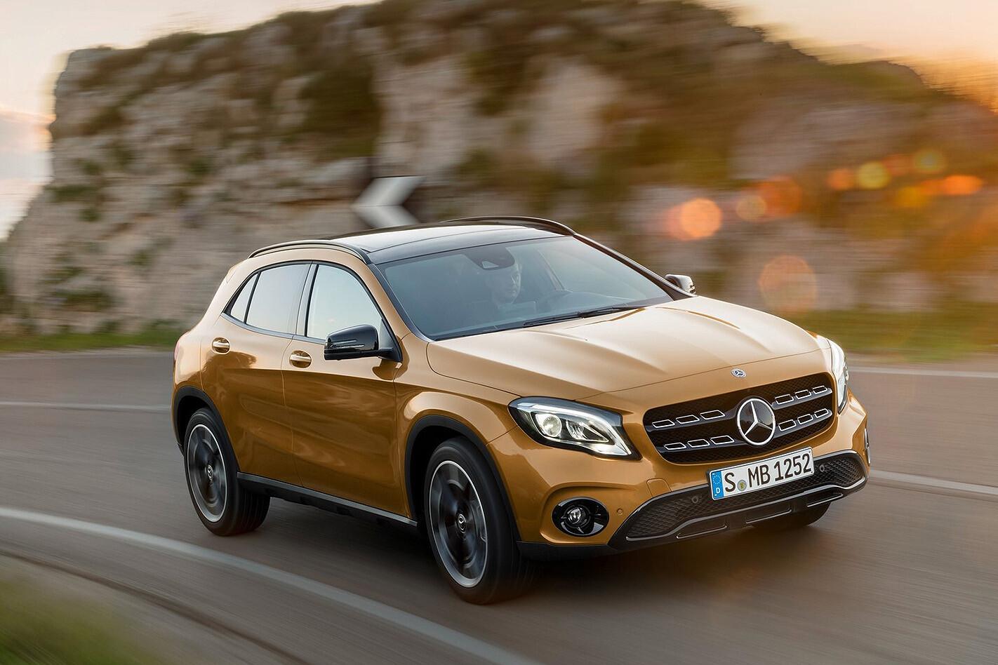 Mercedes Benz Gla 2018 Jpg