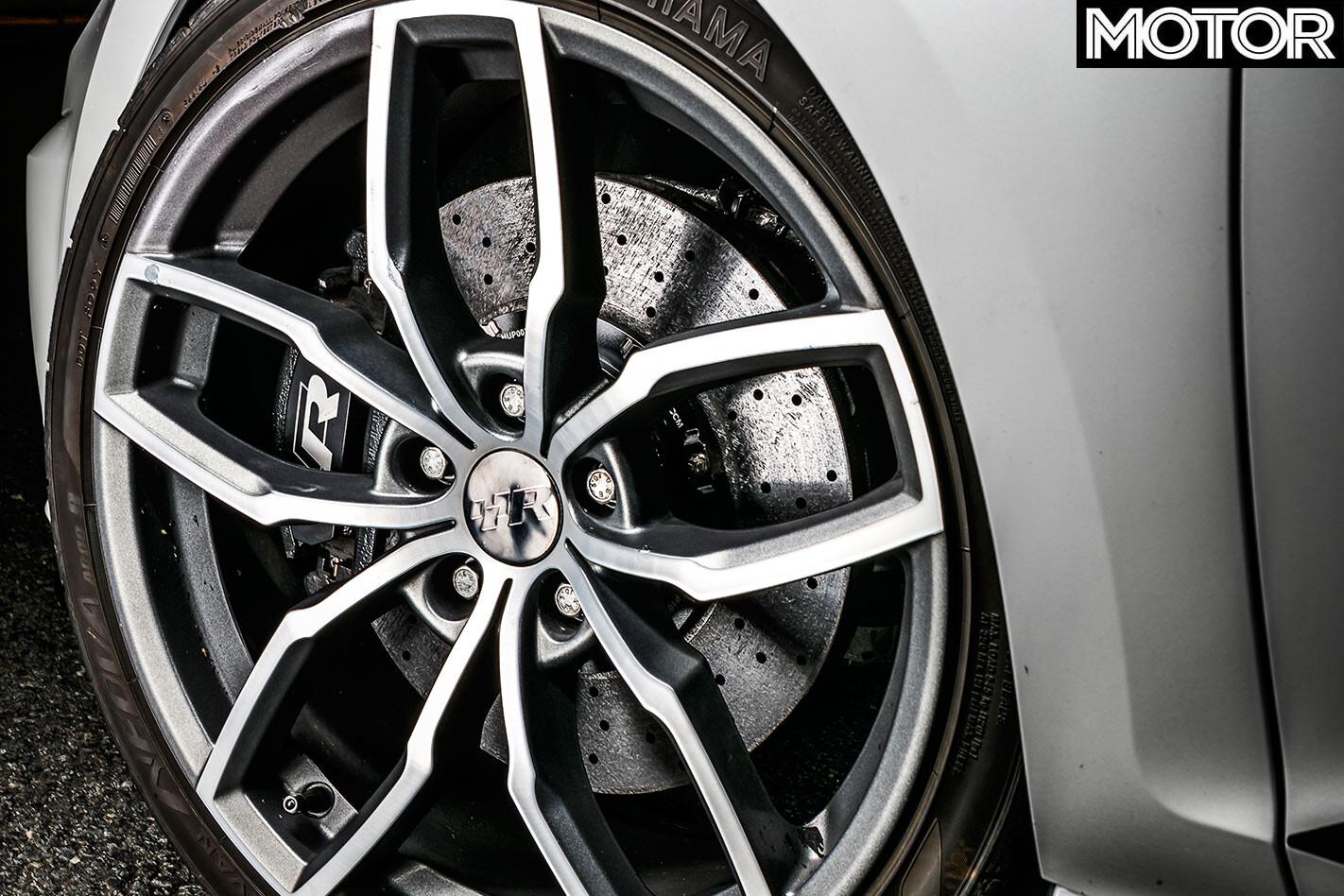 Volkswagen Golf wheel