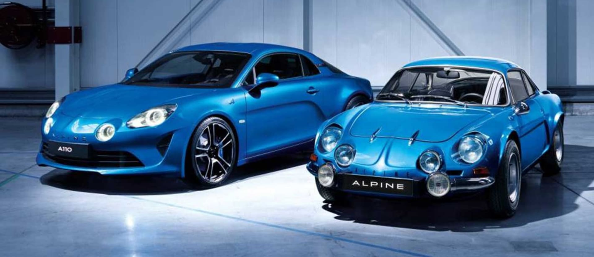 History of the Alpine A110