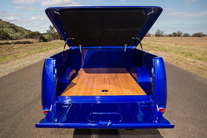 Holden FJ ute tray